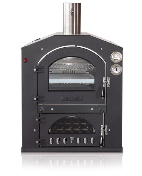 Pizza-Holzback-Einbauofen Inc. V