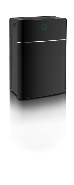 ProActiveAir Luftfilter iO+ SMART schwarz