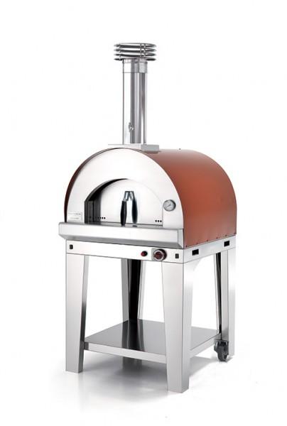 Pizza-Holzback -Margherita Gas