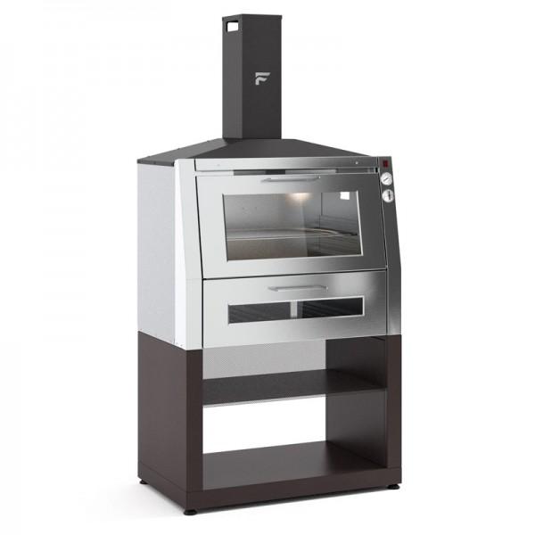 Pizza-Holzback -Char-Oven