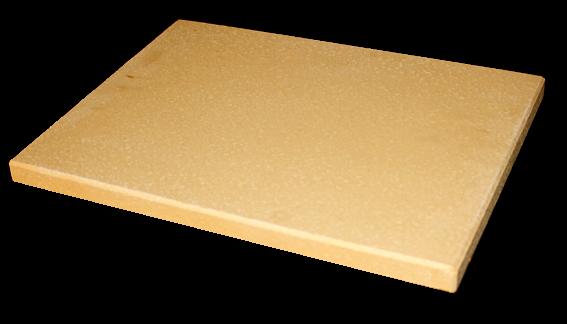 Pizzaplatte 400.300.25 gefast