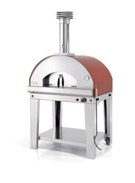 Pizza-Holzback -Mangiafuoco Gas