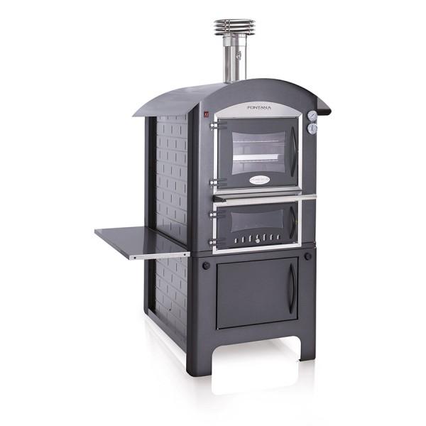 Pizza-Holzback -Divino 80